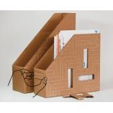 聚落磚牆資料盒(2入)/Brick wall Document Box