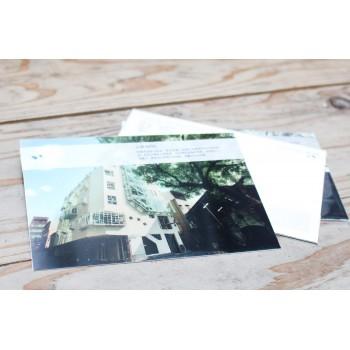 佳佳西市場-光柵明信片 LENTICULAR PRINTS POSTCARD- JJ-W Hotel