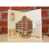 立體卡片系列/台南林百貨 Pop-up Card-HAYASHI